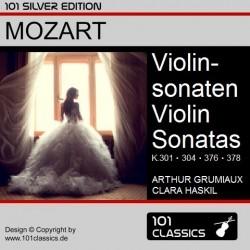 MOZART Violinsonaten KV...