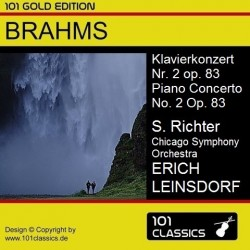 BRAHMS Klavierkonzert Nr. 2...
