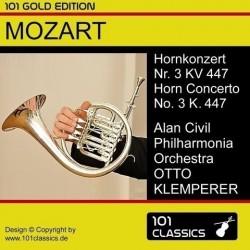 MOZART Hornkonzert Nr. 3 KV...