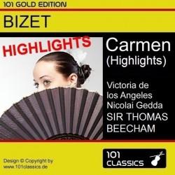BIZET Carmen (Highlights):...