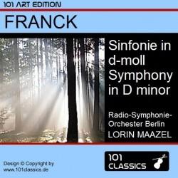 FRANCK Sinfonie in d-moll:...