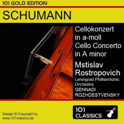 SCHUMANN Cellokonzert in...