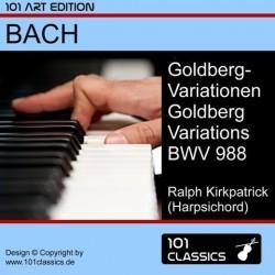 BACH Goldberg-Variationen...