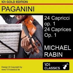 PAGANINI 24 Capricci op. 1:...