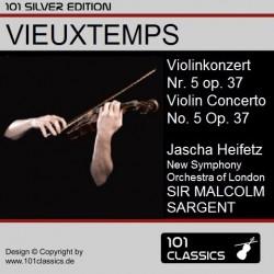 VIEUXTEMPS Violinkonzert...
