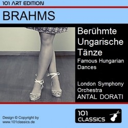 BRAHMS Berühmte Ungarische...