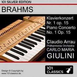 BRAHMS Klavierkonzert Nr. 1...