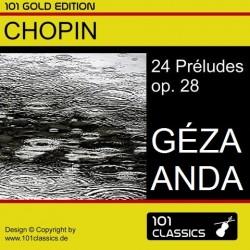 CHOPIN 24 Préludes op. 28 -...