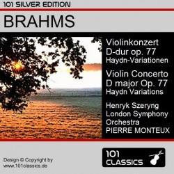BRAHMS Violinkonzert in...
