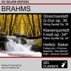 BRAHMS Streichsextett op....