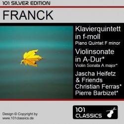 FRANCK Klavierquintett in...