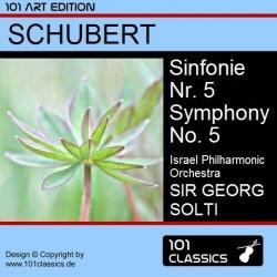 SCHUBERT Sinfonie Nr. 5 in...