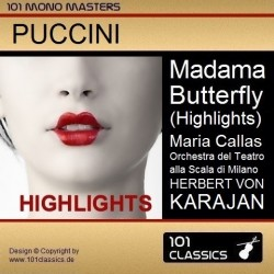 PUCCINI Madama Butterfly...