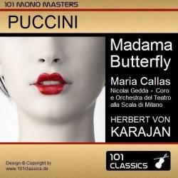 PUCCINI Madama Butterfly...