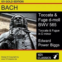 BACH Toccata & Fuge in...