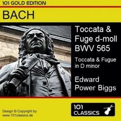BACH Toccata & Fuge in...