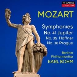 MOZART Sinfonie Nr. 41 in...