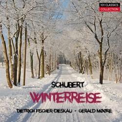 SCHUBERT Winterreise D 911...