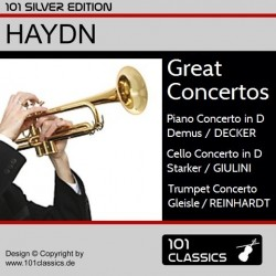 HAYDN Great Concertos -...