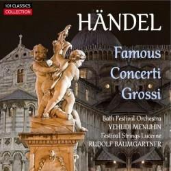 HÄNDEL Famous Concerti...