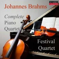 BRAHMS Klavierquartette...