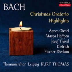 BACH Weihnachts-Oratorium...