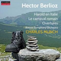 BERLIOZ Harold en Italie,...