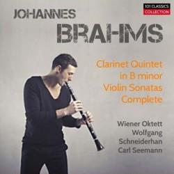 BRAHMS Klarinettenquintett...