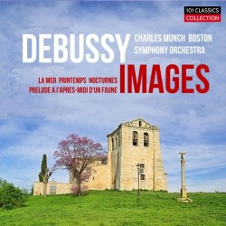 DEBUSSY Images & weitere...