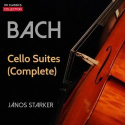 BACH Cellosuiten...