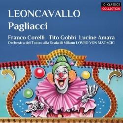 LEONCAVALLO Pagliacci...