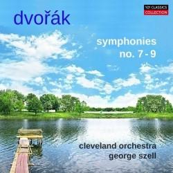 DVORAK Sinfonien Nr. 7 - 9...