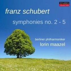 SCHUBERT Sinfonien Nr. 2 -...