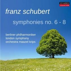 SCHUBERT Sinfonien Nr. 6 -...