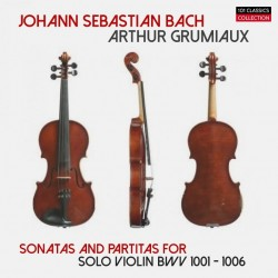 BACH Sonaten & Partiten für...