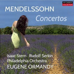 MENDELSSOHN Violinkonzert &...