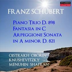 SCHUBERT Klaviertrio D 898...