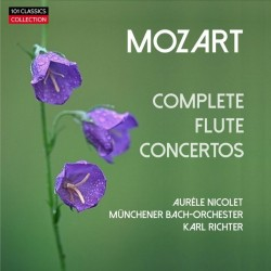 MOZART Flötenkonzerte...