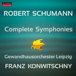 SCHUMANN  Die Sinfonien...
