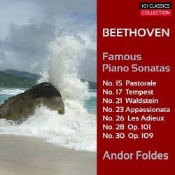 BEETHOVEN Klaviersonaten -...