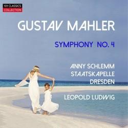 MAHLER Sinfonie Nr. 4 in...