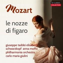 MOZART Le nozze di Figaro...
