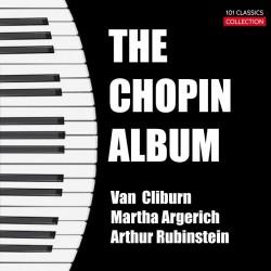 CHOPIN ALBUM - Barcarole,...