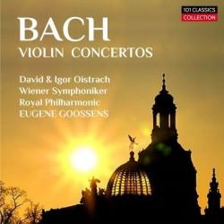 BACH Violinkonzerte Nr. 1-3...