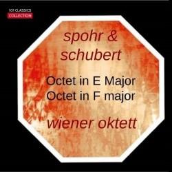 SCHUBERT & SPOHR Oktette -...