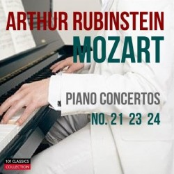 MOZART Klavierkonzerte Nr....