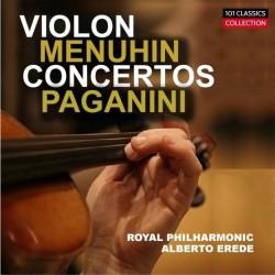 PAGANINI Violinkonzerte Nr....