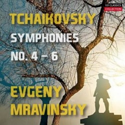 TSCHAIKOWSKY Sinfonien Nr....