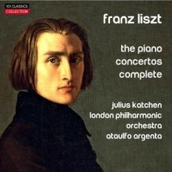 LISZT Klavierkonzerte Nr. 1...