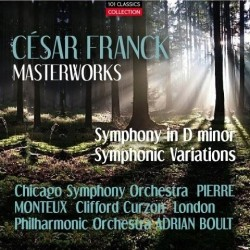 FRANCK Sinfonie in d-moll -...